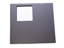 EATX (TRAY ONLY) - Mirror Black Powder Coat